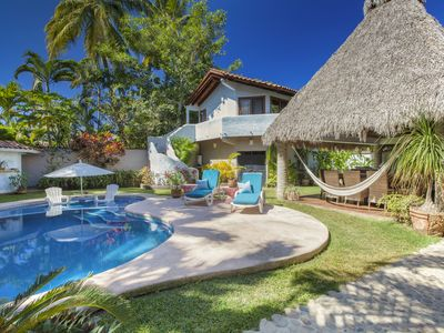 Photo for Luxurious 4 bedroom with pool in unbeatable Sayulita location