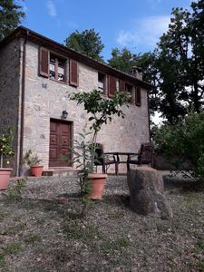 Photo for House in Val d'Orcia excellent for families