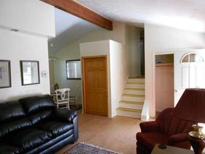 Photo for Holly Hock unit 2; 3 bedroom condo on the Lake