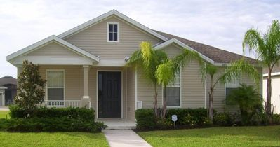 Photo for 4 Bedroom Luxury Villa in Trafalgar Village, Florida