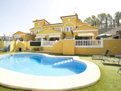 Photo for Vacation home Villa Holidays Always  in Calpe/ Calp, Costa Blanca - 4 persons, 2 bedrooms
