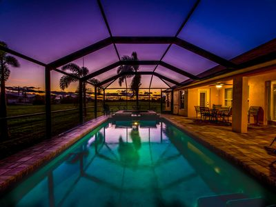 Photo for Roelens Vacations - Casa Calm - Cape Coral