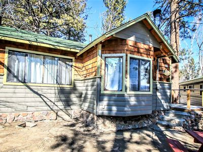 Photo for Country house 542 m from the center of Big Bear Lake with Parking, Internet (983577)