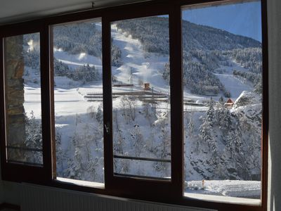 New apartment with WIFI, parking and at the foot of the slopes, Ed. The tarter