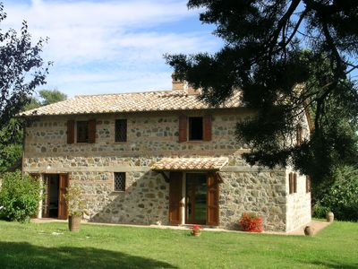 Photo for Stone house in the heart of Tuscany