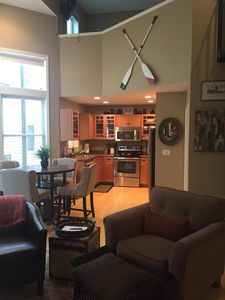 Photo for Luxury downtown condo to enjoy your South Haven getaway!