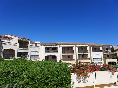 Photo for Apartment in Roquebrune-sur-Argens with Parking, Internet, Pool, Terrace (108805)