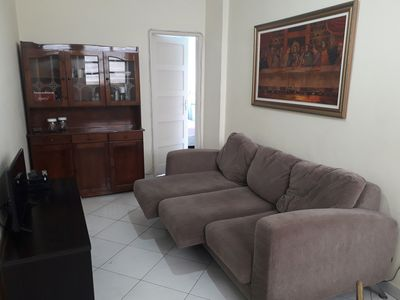 Photo for Beautiful one bedroom apartment in Copacabana!