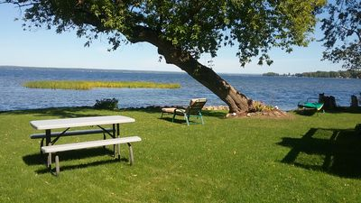 Photo for Hidden Gem - Oneida Lakefront Home - Relax and Enjoy the stunning lake views!
