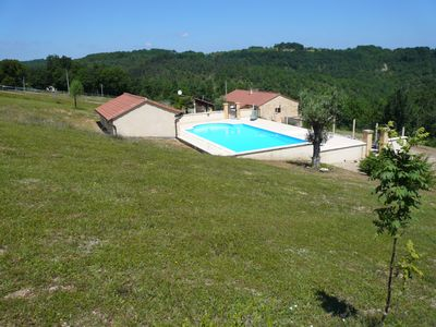 Photo for Villa 8 pers max 15 km sarlat heated pool
