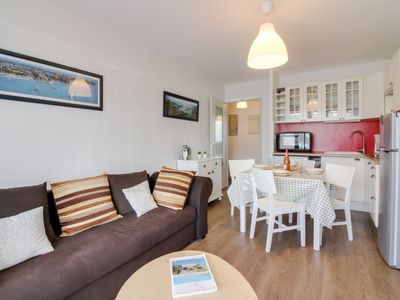 Photo for Apartment Les Crickets in Dinard - 4 persons, 1 bedrooms