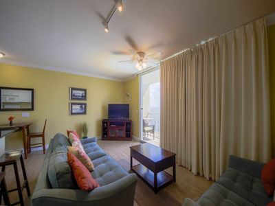 Photo for Tidewater 1 bedroom # 2207 w/ Gulf front views! *