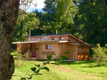 Charming Chalets and their Scandinavian private baths - Chalet le Cabanon , 2 personnes