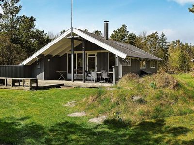 Photo for Vacation home Houstrup Strand in Nørre Nebel - 4 persons, 3 bedrooms