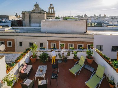 Photo for Eva Recommends Alberto Lista center with terrace
