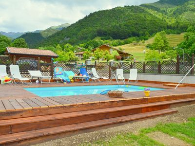 Photo for Spacious Holiday home in Enguiso near Ski Area