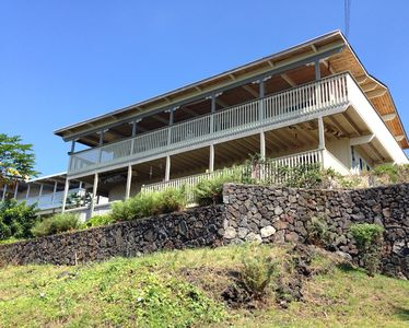 Photo for Panoramic Ocean View 3BR 2BA Check photos for Actual Sunsets Wrap Around Lanai!