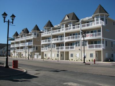 Photo for One block to Ocean, On the BLVD between Carteret and Kearny - Oceana Villas # 15