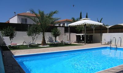 Villa With Private Pool And Scenic Views
