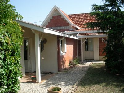 Photo for Living like God in France - 110sqm lovingly restored house up to 6 persons