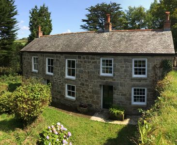 Photo for Ruby Retreat Farmhouse Cornwall. Fully equipped,parking,wifi,pets & kids welcome