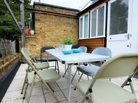 What a find! Great apartment with outdoor space in an excellent location.