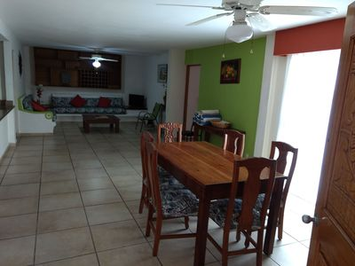 Photo for Excellent house to vacation 50 meters from the beach