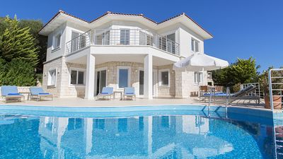 Photo for Villa Indigo, exclusive Kas Peninsula with stunning views of the Mediterranean