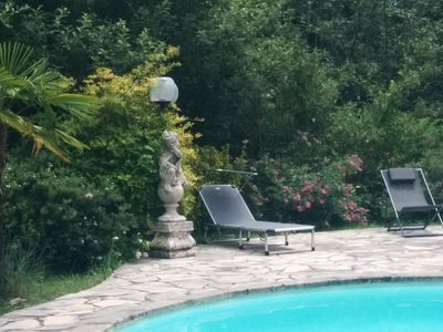 Photo for Near Foix, the calm by the pool