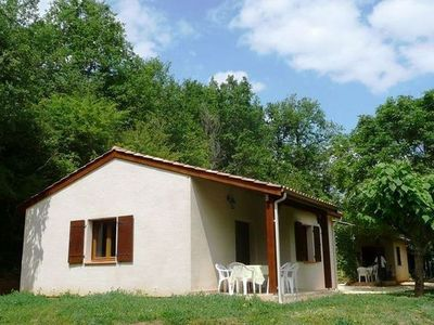 Photo for Holiday residence on a holiday park with many facilities in the southern Dordogne.