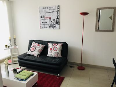 Photo for Cozy and Beautiful Apartment, north of the city
