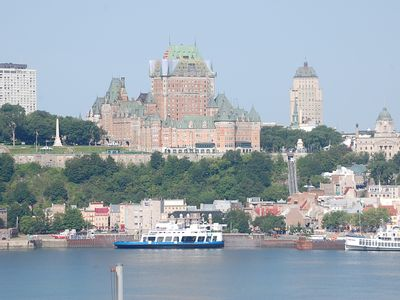 Photo for Splendid view of Quebec and Chateau Frontenac