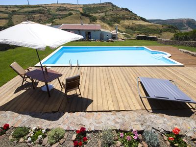Photo for Villa with private big pool in the countryside