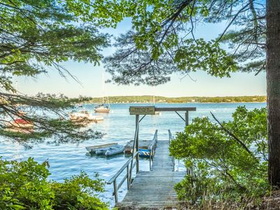Photo for Mavooshen Retreat at Sprucewold, Private Beach Access, Minutes to Downtown