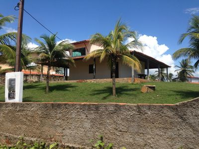 Photo for House in Praia do Coqueiro, excellent for holidays.