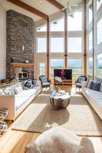 Winter Dates Now Open for Booking, Unmatched Views of the Teton Range!!!