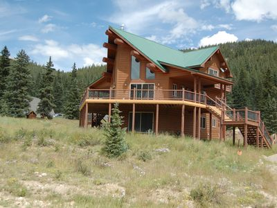 Photo for New Luxury mountain home with hot tub, mountain views, close to Breckenridge!