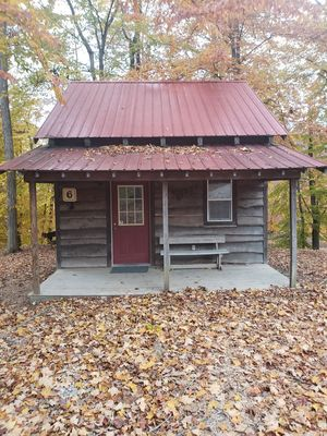 Photo for Cabin 8, Small Rustic Cabin Located in Brown County Indiana