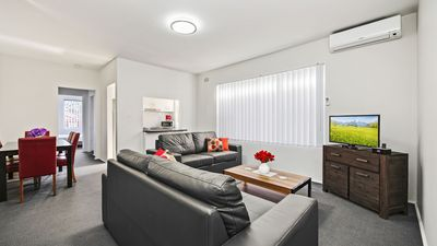 Photo for 2BR Apartment Vacation Rental in Brighton-Le-Sands, NSW