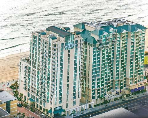 Ocean view 2br near beach w private balcony resort pools - 2 bedroom hotels in virginia beach ...