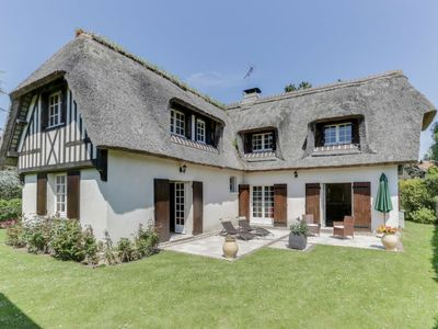 Photo for Vacation home Côte Fleurie  in Deauville - Trouville, Normandy - 8 persons, 4 bedrooms