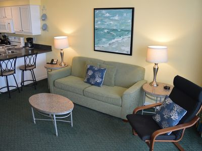 Photo for Oceanfront Daytona Beach Condo; 19th Floor at Wyndham Oceanwalk