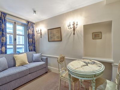 Photo for A Typical Chic Apartment in Saint Germain
