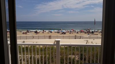 Photo for Absolutely Beautiful Ortley Beachfront Newly Updated Condo- Full Ocean Views