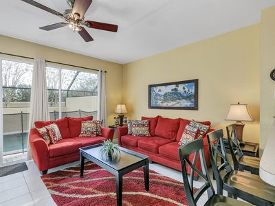 Photo for Open NOW-6/19! 3mi-Disney, 5mi-ESPN! Water park included! Priv Pool (2541MS)