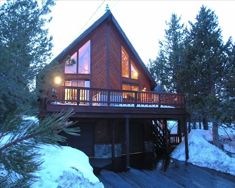 Tahoe Donner Luxury 4bd 3ba Slp8 12 Backs To Xcountry
