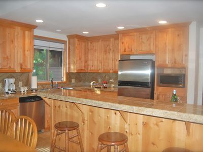 Photo for Great location! Sleeps 8-10. Walk to SHARC & Fort Rock!