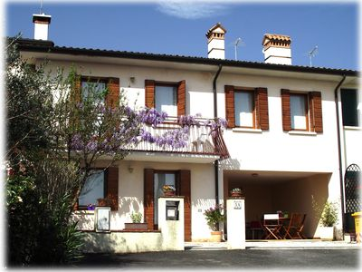 Photo for Home Holiday - Self Catering  in the heart of Veneto, not far from Venice