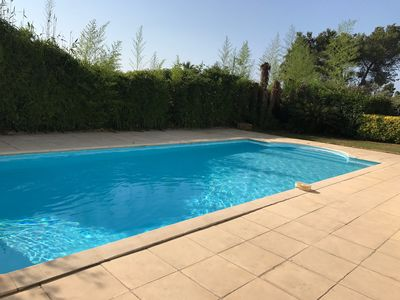 Photo for 2 bedroom apartment with large pool