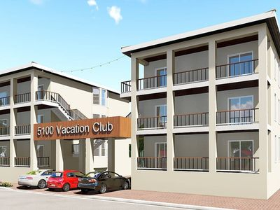 Photo for Brand New Boutique Hotel/Condo 1.5 blocks from the beach & boardwalk #10